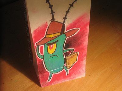 Plankton Undercover